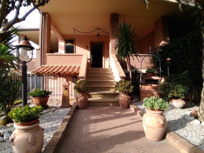 Villetta terratetto zona residenziale Cecina